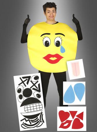 Emoticon Costume