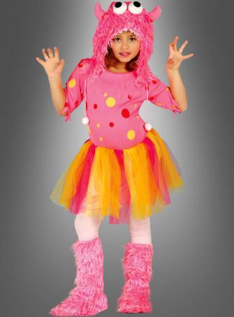 Little Pink Monster Children