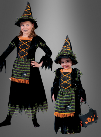 Witch Lya children costume