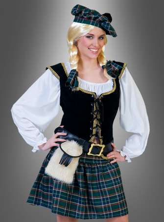 Scotswoman Connora