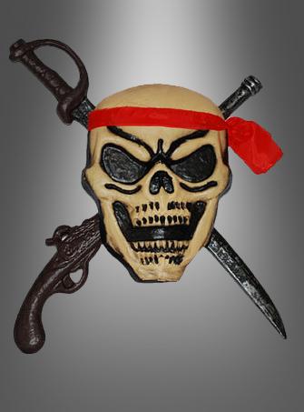 Piraten Wanddekoration