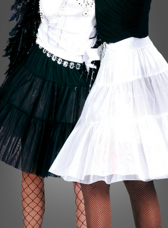 Petticoat white or black