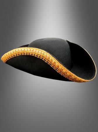Hat Deluxe Tricorner