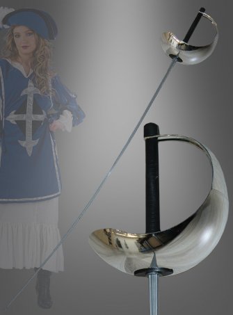 Fencing foil for adults