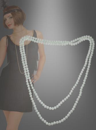Perlenkette 20er Jahre