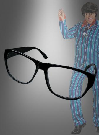 Nerd Glasses 60er