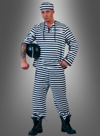 Prison Jail Costume