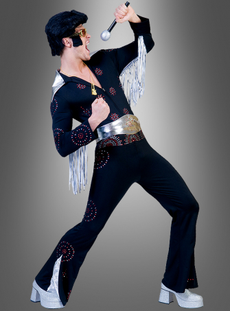 Elvis the King Costume