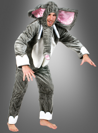 Elephant costume adult