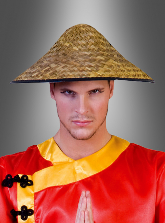 Chinese Straw Hat