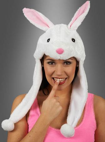 Kaninchen Mütze