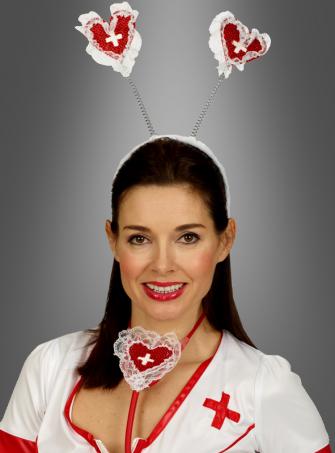 Krankenschwester Haarreif