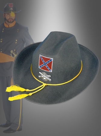 Confederate Hat USA