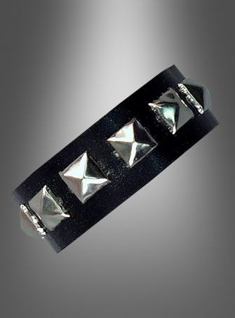 Spiked wristband