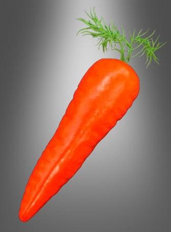 Deko Karotte aus Kunststoff