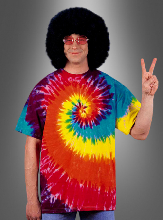 Hippie T-Shirt Tye-Dye