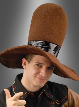 Jumbo Cowboy hat brown