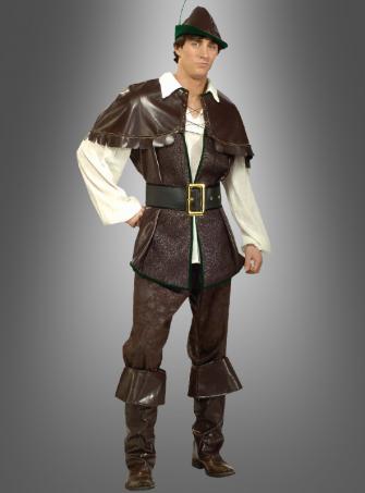 Designer Robin Hood costume