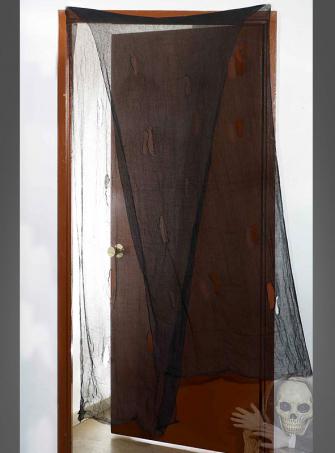 Fetziges Stofftuch Vorhang