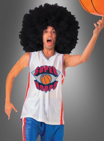 Super Hoops funny Hoopster Costume