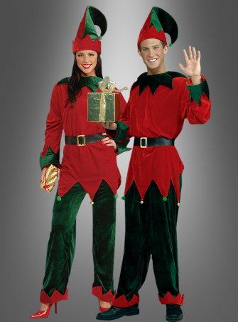Santas Helper Christmas Elf unisex