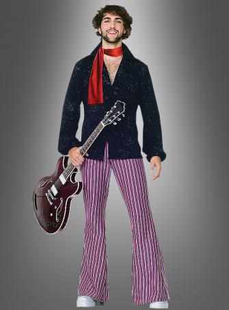 Rockstar Kostüm Herren