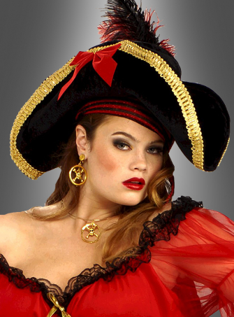 Lady Buccaneer Hat