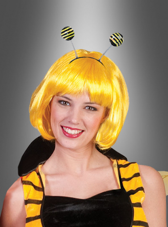 Honey Bee Headpiece