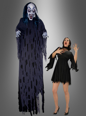 Vampir Hängedekoration Halloween RIESIG 350 cm
