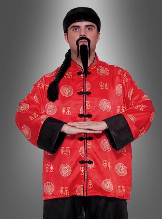 Chinese Chinamann Kostüm