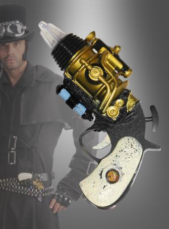 Revolver Steampunk