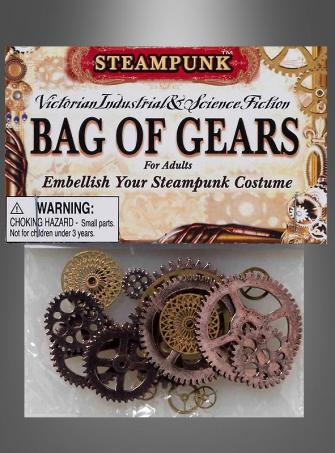 Steampunk Zahnräder