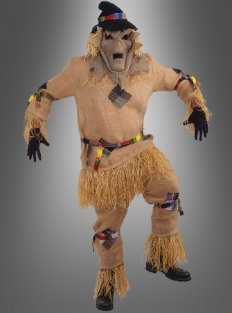 Scarecrow Monster Costume