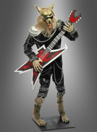 Metal Werewolf Prop GIANT