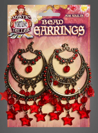 Gypsy Oriental Earrings