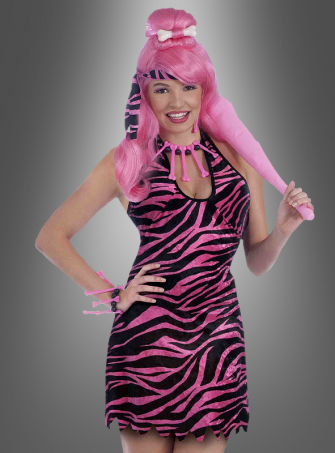 Pink Prehistoric Princess