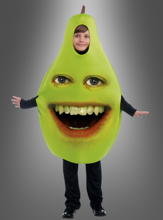 Annoying Orange Pear costume for Kids