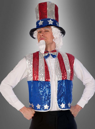 Uncle Sam Kit Sequins
