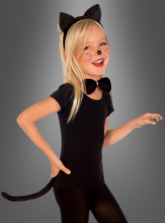 Cat Costumeset for Children