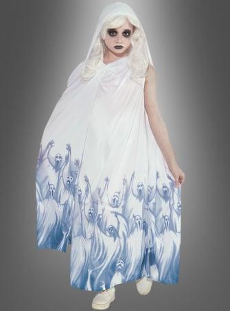 Seelensammler weiß Mädchenkostüm