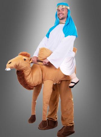 Kamel Reittier Kostüm mit vielen Extras