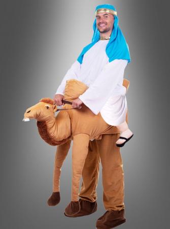 Kamel Reittier Spaßkostüm