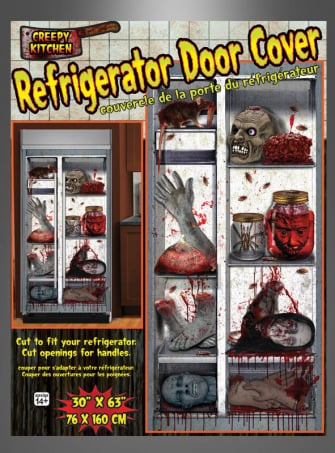 Refrigerator Door Cover