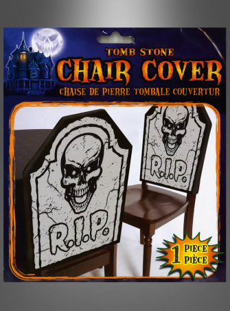 Tombstone Chair Cover