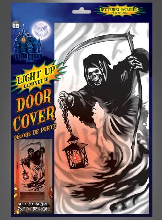 Door Cover Reaper with Light