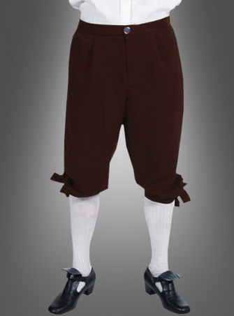 Brown Steampunk Knickerbockers
