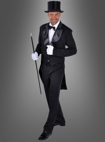 Black Tailcoat deluxe
