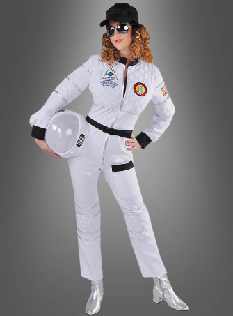 Space Shuttle Astronautin