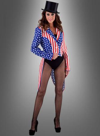 USA Frack Damen