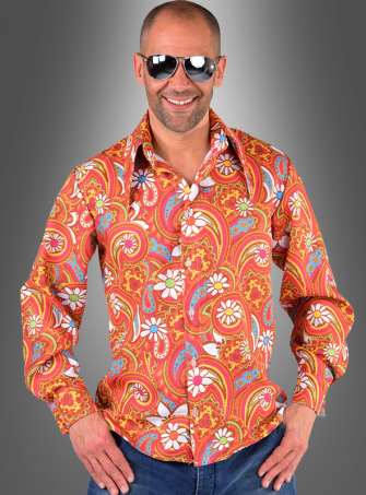 Schlager Party Shirt for Men Martin